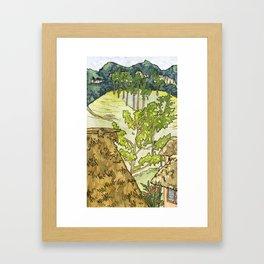 Lanquin, Guatemala Framed Art Print