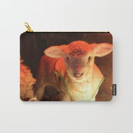 Spring Lamb Carry-All Pouch