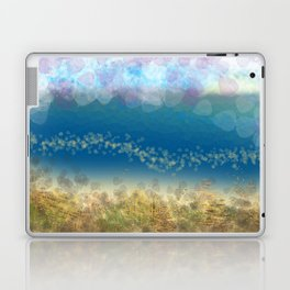 Abstract Seascape 02 wc Laptop & iPad Skin