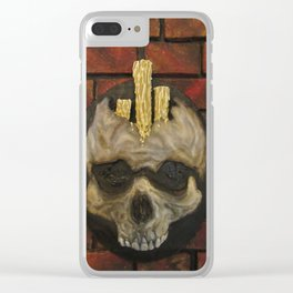 Candlehead Clear iPhone Case