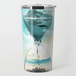 11th Hour Glass Travel Mug