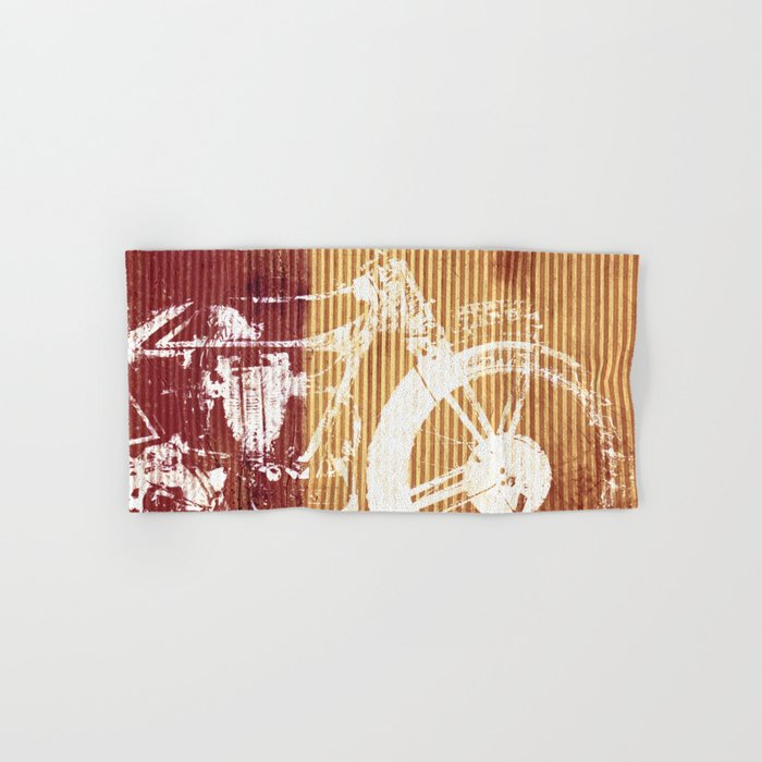 Corrugated Speed Hand & Bath Towel