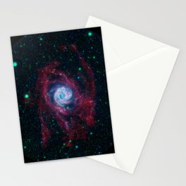 808. Beyond the Borders of a Galaxy Stationery Cards