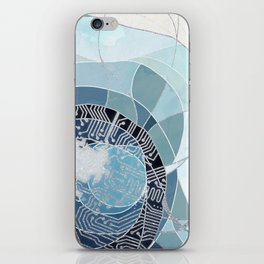 Circuit Cell iPhone Skin