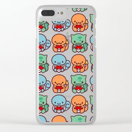 Choose me! Clear iPhone Case