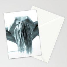 body fitnes Stationery Cards