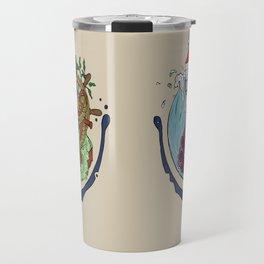 Harbinger of the Sea Travel Mug