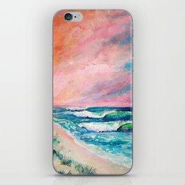 Candies surf break iPhone Skin