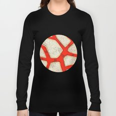 red coral Long Sleeve T-shirt