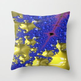 Thieves And Spies Throw Pillow