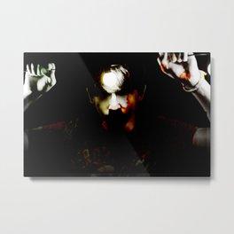 Torment1 Metal Print