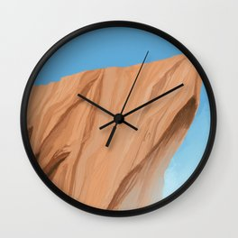 The Ledge Wall Clock