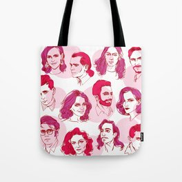 Contemporary Fashion Designers Tote Bag