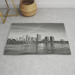 River City Skyline Rug