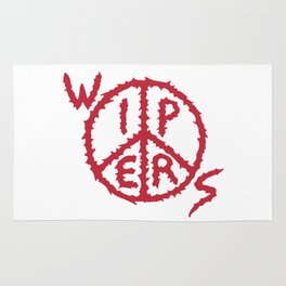 Wipers Punk Band Rug