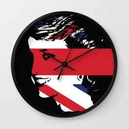 Candle in the wind - Princess Diana Wall Clock