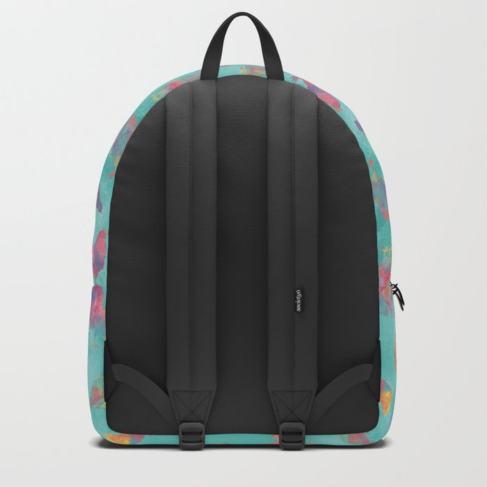 Rainbow Chickens Backpack