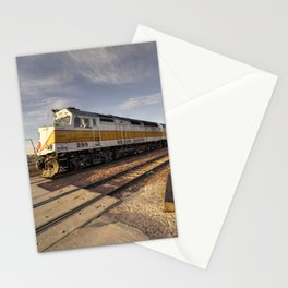Canyon Rail Twylight Stationery Cards