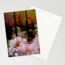 Sunset Balcony Stationery Cards