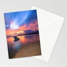 Paradise Sunset 8 Stationery Cards