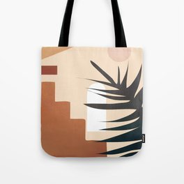 Abstract Elements 19 Tote Bag
