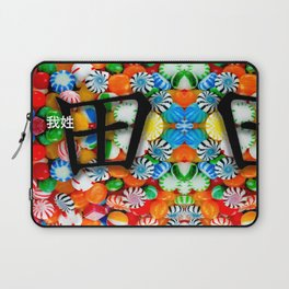 MY SURNAME IS ... Laptop Sleeve
