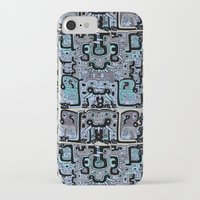peru iPhone & iPod Cases featuring Old Peru by gtrapp