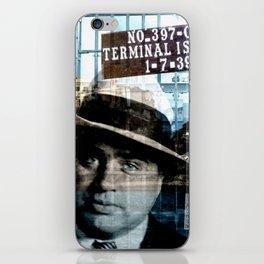 Al Capone iPhone Skin