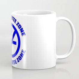 Anti-Cigarette (BLUE) Coffee Mug