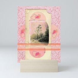 Unicorn Park Mini Art Print