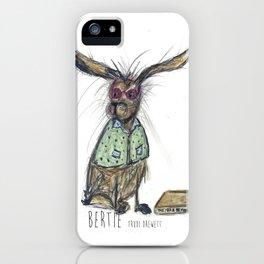 Bertie iPhone Case