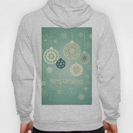 merry christmas vintage Hoody