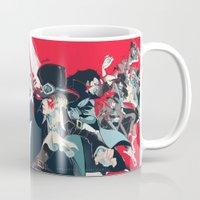 revolution Mugs featuring Revolution! by yamineftis