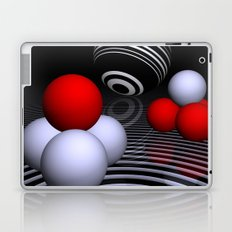 ball pyramids Laptop & iPad Skin