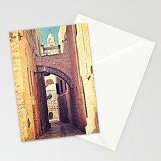 Jerusalem Alley Stationery Cards