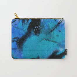 Art Abstraction 3G by Kathy Morton Stanion Carry-All Pouch
