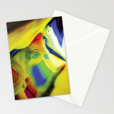Manifestation in Yellow Stationery Cards