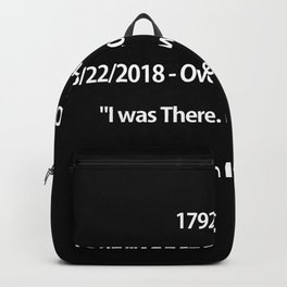 Barton's Collapse 2018 Backpack