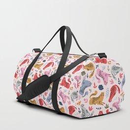 Wild cats Duffle Bag
