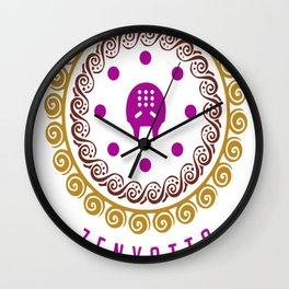 Zenyatta Overwatch Wall Clock