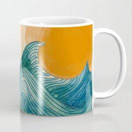 From the Waves Coffee Mug