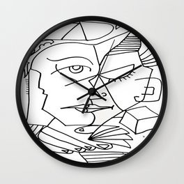 B17 Wall Clock