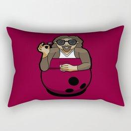 Pocket Dude (03) Rectangular Pillow