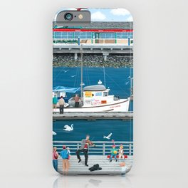 Steveston Landing iPhone Case