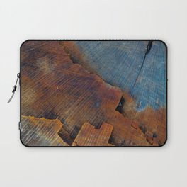 Colored Wood Laptop Sleeve