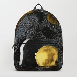 gold dark matter Backpack