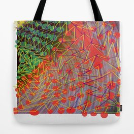 Christmas Pleff Tote Bag