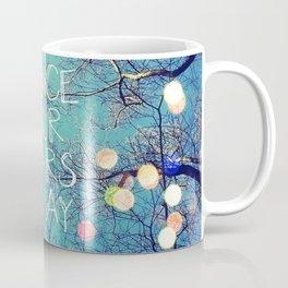 Dance Your Fears Away Coffee Mug