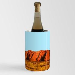 uluru polygon Wine Chiller