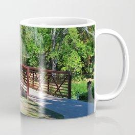 Side Cut Bridge Coffee Mug